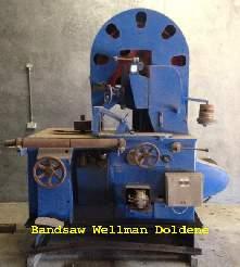 Bandsaw Wellman Doldene -1-web