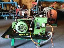 Hydraulic Pack Green-2-web
