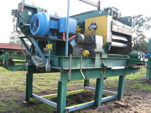 Sawmilling equipment tts machinery for Decking boards 6m long