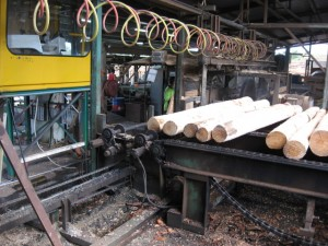sawmilling equipment